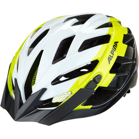 Alpina Panoma 2.0 Helm white-neon-black